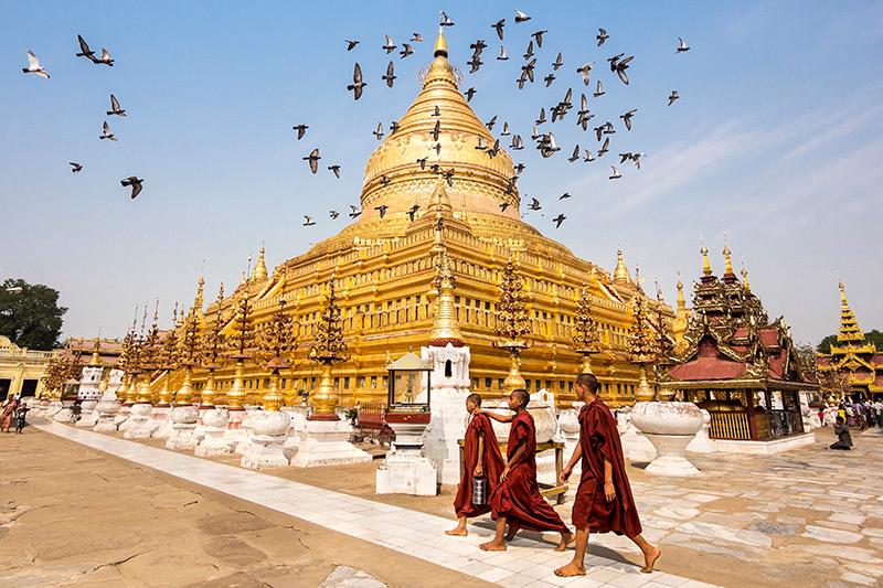 LẠNG SƠN - YANGON - BAGO - CHÙA HÒN ĐÁ VÀNG MYANMAR (4N3Đ)