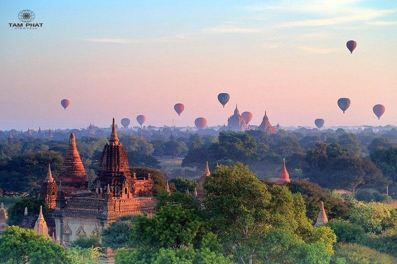 MYANMAR - VƯƠNG QUỐC HUYỀN BÍ (5N4Đ)